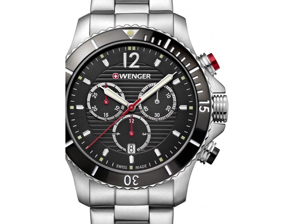 Pánské hodinky Wenger 01.0643.109 Seaforce