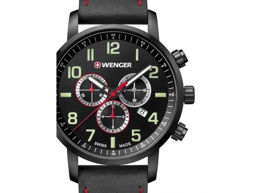 Pánské hodinky Wenger 01.1543.104 Attitude