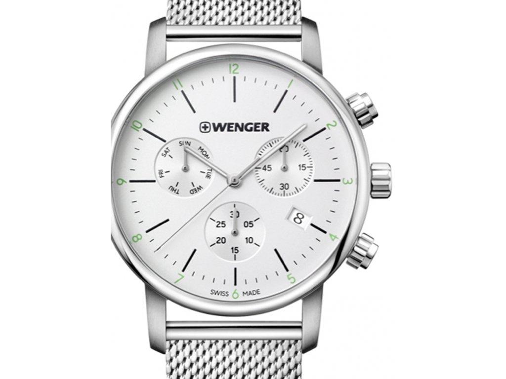 Pánské hodinky Wenger 01.1743.106 Urban