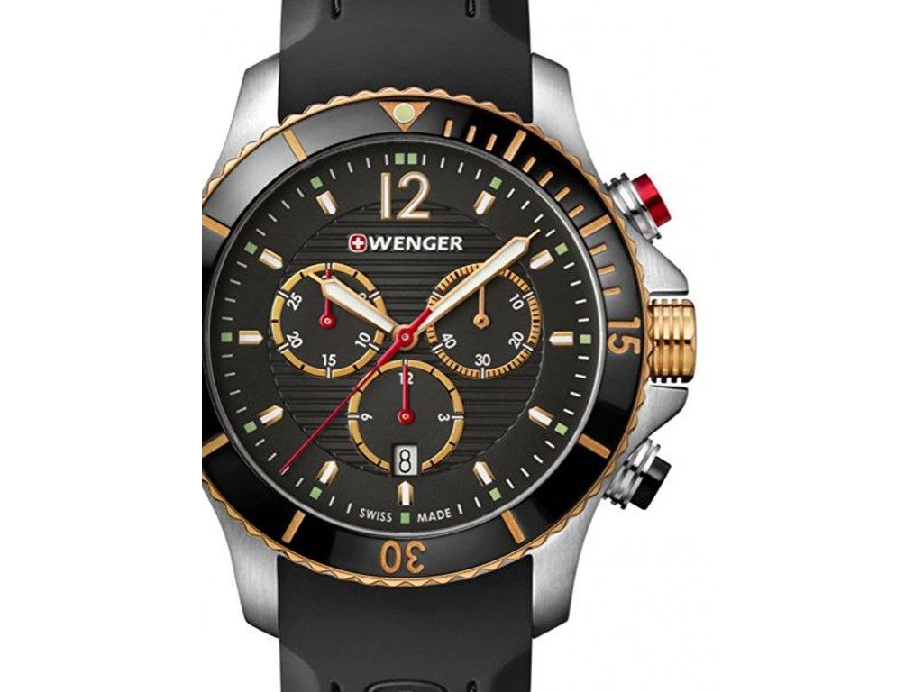 Pánské hodinky Wenger 01.0643.112 Seaforce