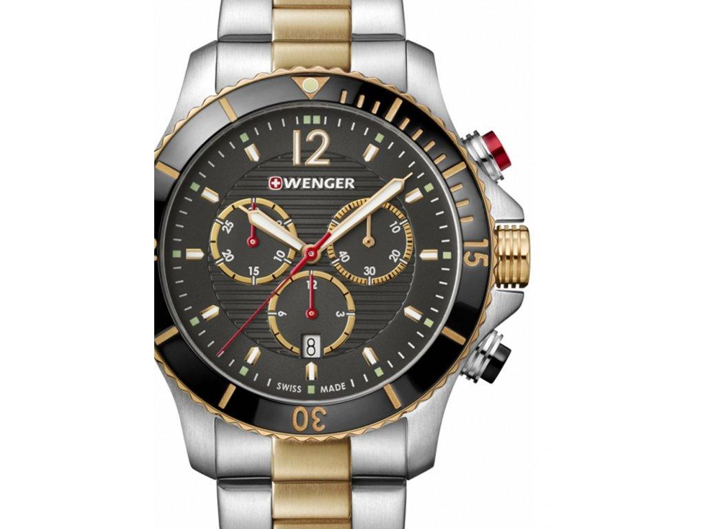Pánské hodinky Wenger 01.0643.113 Seaforce