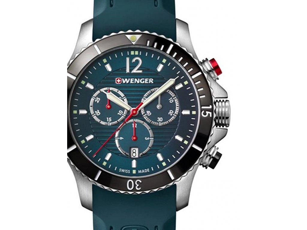 Pánské hodinky Wenger 01.0643.114 Seaforce