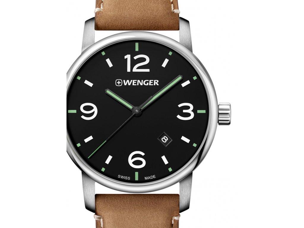 Pánské hodinky Wenger 01.1741.117 Urban Metropolitan