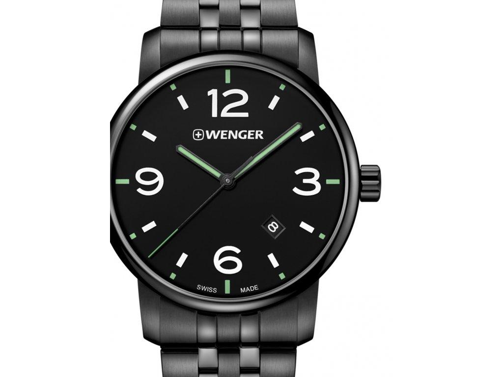 Pánské hodinky Wenger 01.1741.119 Urban Metropolitan