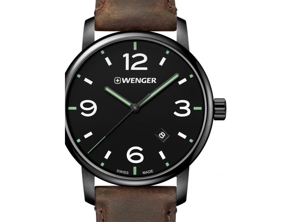 Pánské hodinky Wenger 01.1741.121 Urban Metropolitan