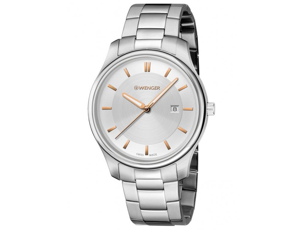 Pánské hodinky Wenger 01.1441.105 City Classic