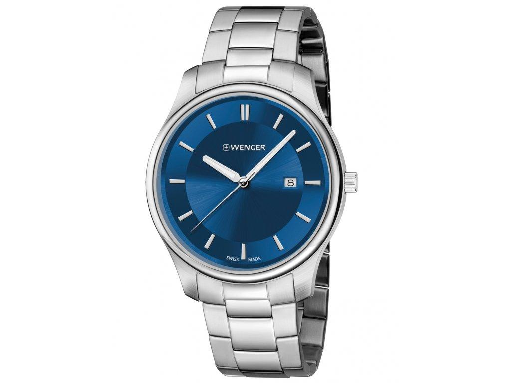Pánské hodinky Wenger 01.1441.117 City Classic