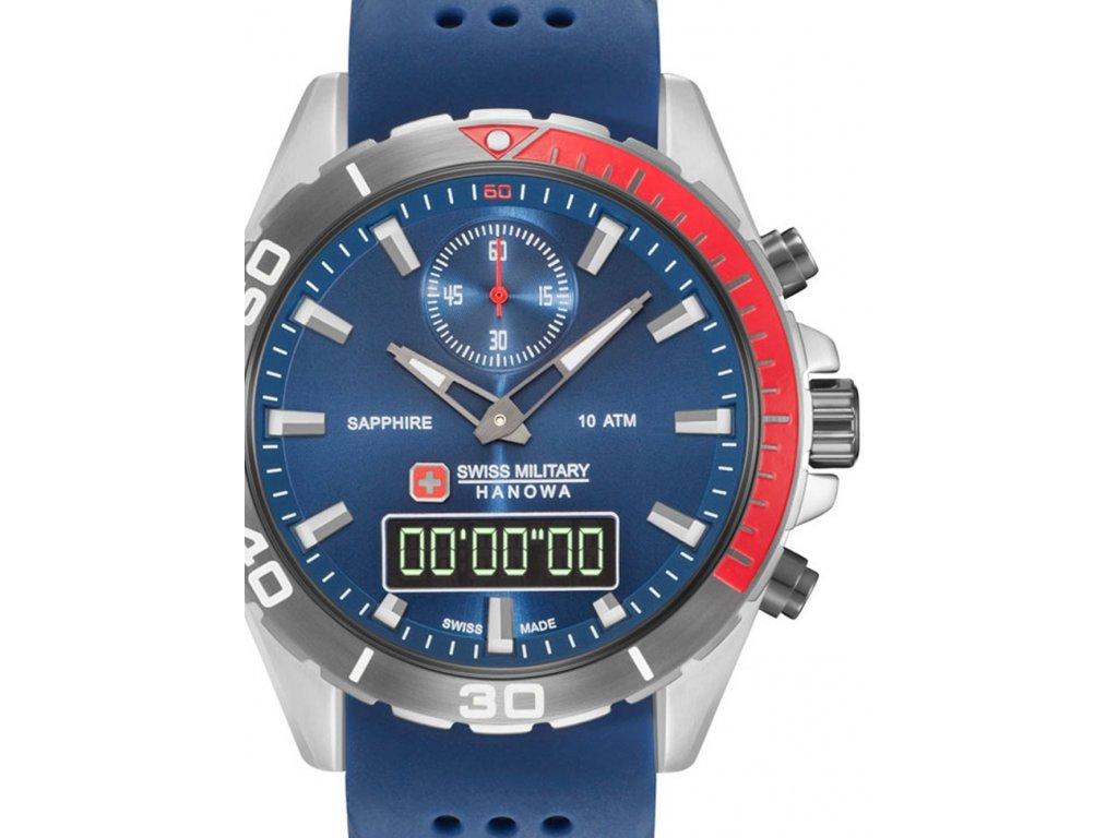 Pánské hodinky Swiss Military Hanowa 06-4298.3.04.003 Multimission