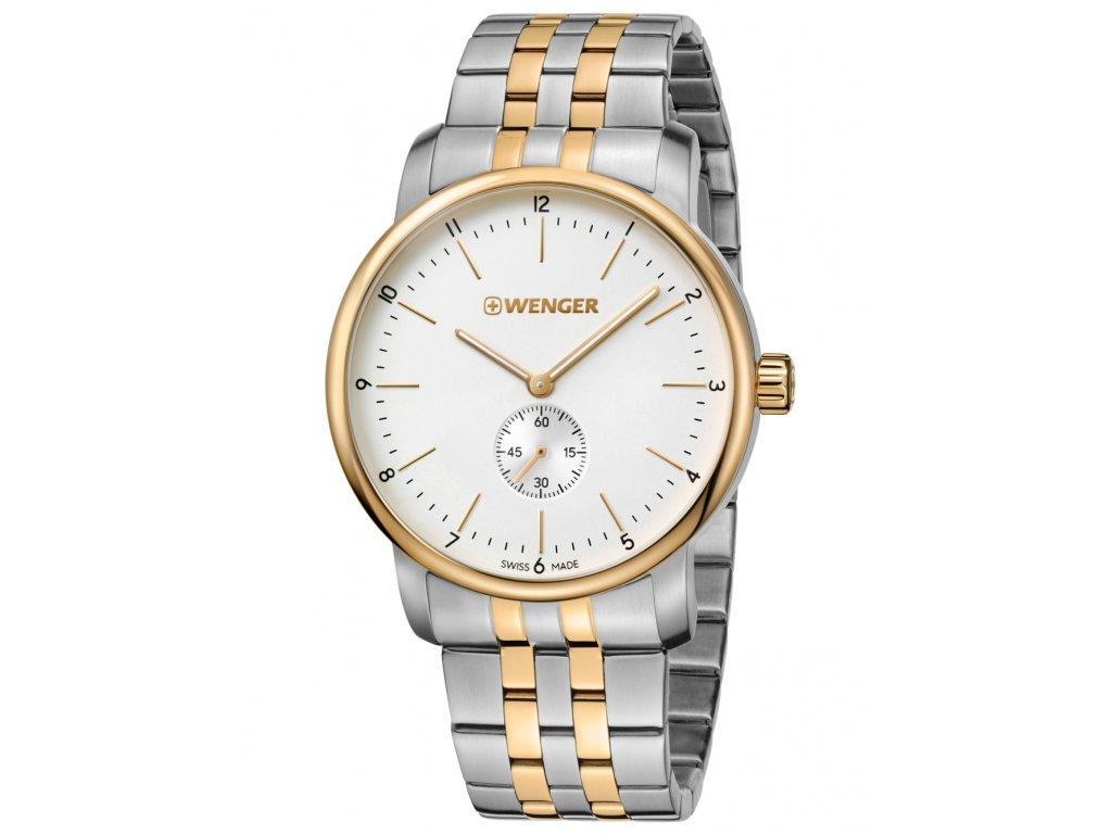 Pánské hodinky Wenger 01.1741.125 Urban Classic