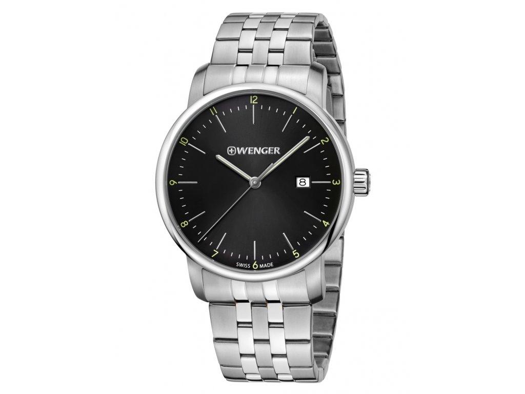 Pánské hodinky Wenger 01.1741.122 Urban Classic