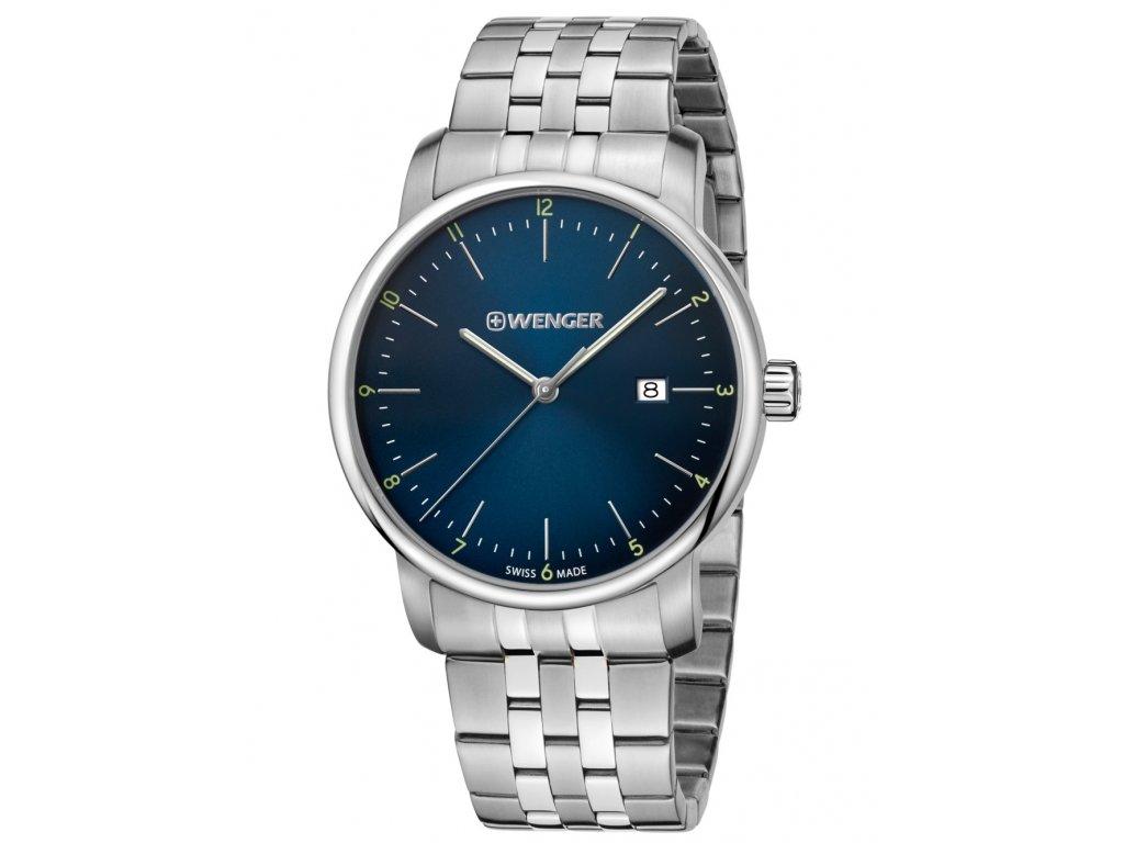Pánské hodinky Wenger 01.1741.123 Urban Classic