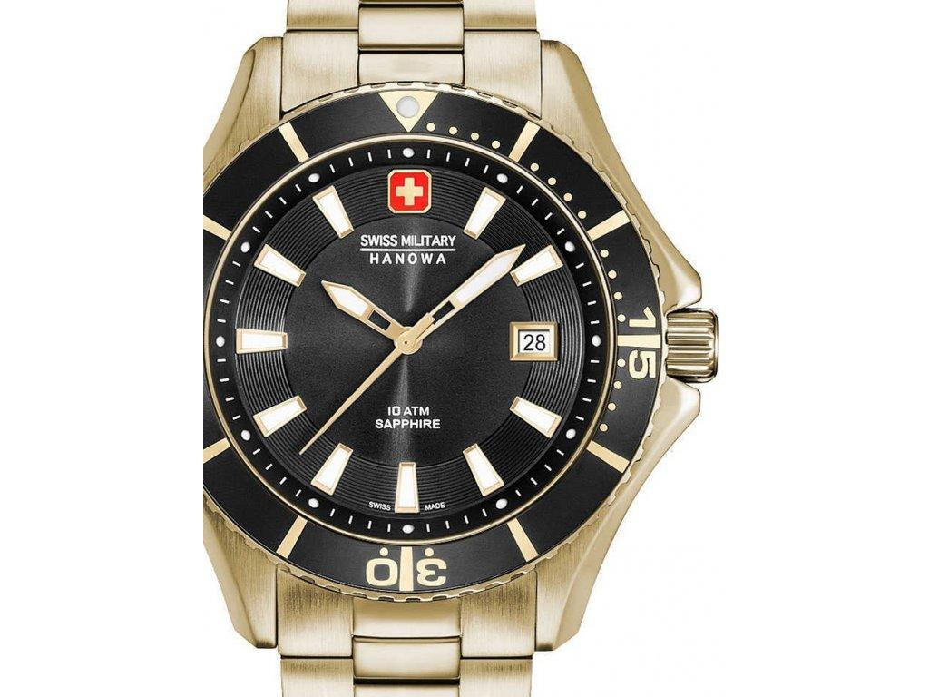 Pánské hodinky Swiss Military Hanowa 06-5296.02.007 Nautila