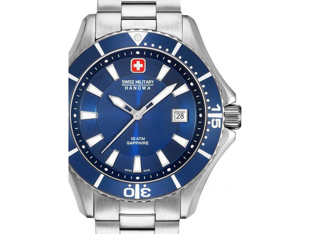 Pánské hodinky Swiss Military Hanowa 06-5296.04.003 Nautila