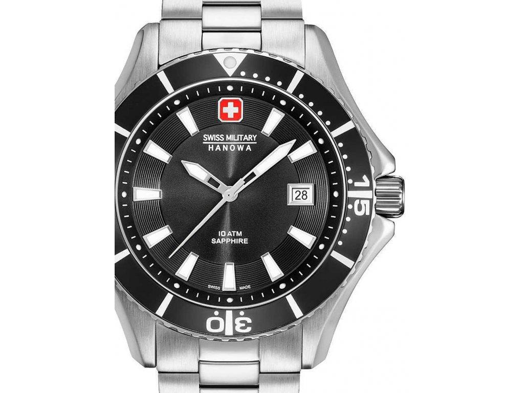 Pánské hodinky Swiss Military Hanowa 06-5296.04.007 Nautila