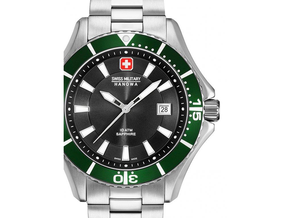 Pánské hodinky Swiss Military Hanowa 06-5296.04.007.06 Nautila