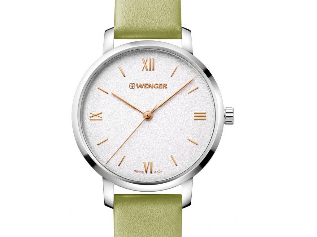 Dámské hodinky Wenger 01.1731.103 Metropolitan Donnissima