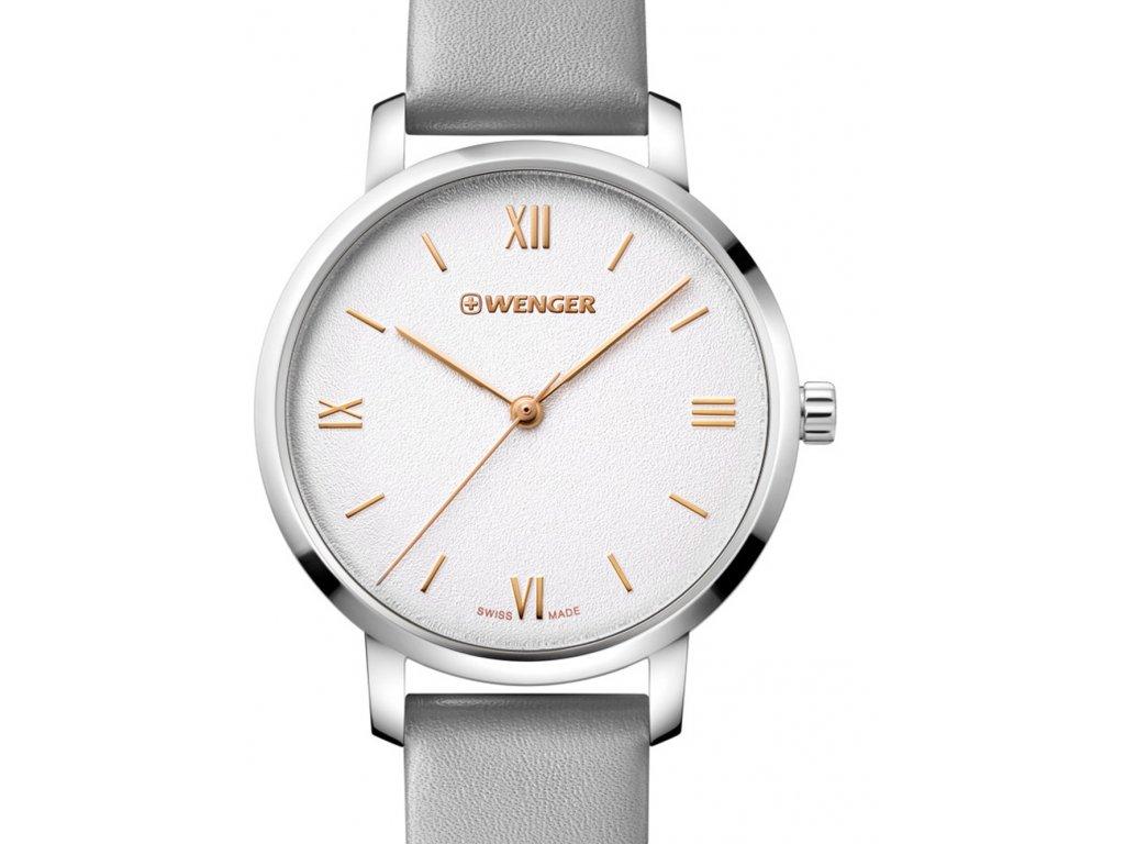 Dámské hodinky Wenger 01.1731.102 Metropolitan Donnissima