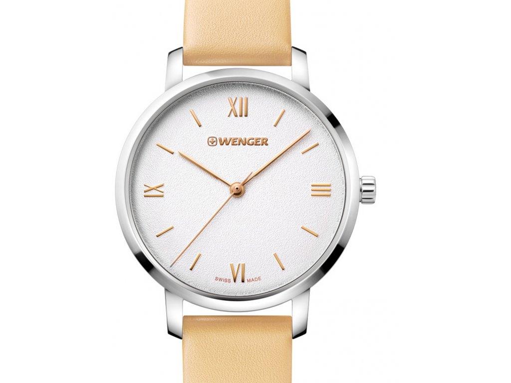 Dámské hodinky Wenger 01.1731.101 Metropolitan Donnissima