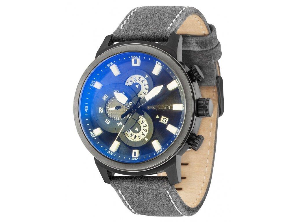 Pánské hodinky Police PL15037JSBU/02 Toronto