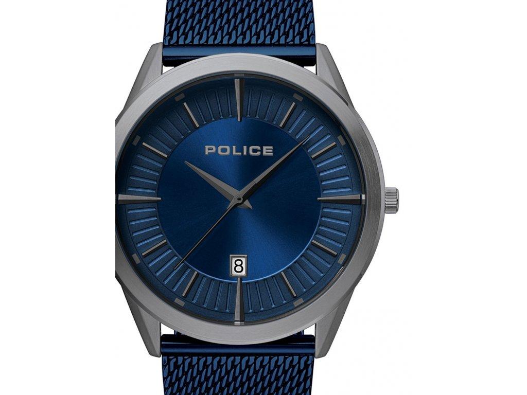 Pánské hodinky Police PL15305JSU.03MM Partiot