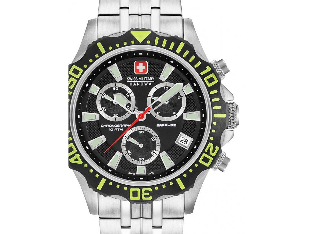 Pánské hodinky Swiss Military Hanowa 06-5305.04.007.06 Patrol