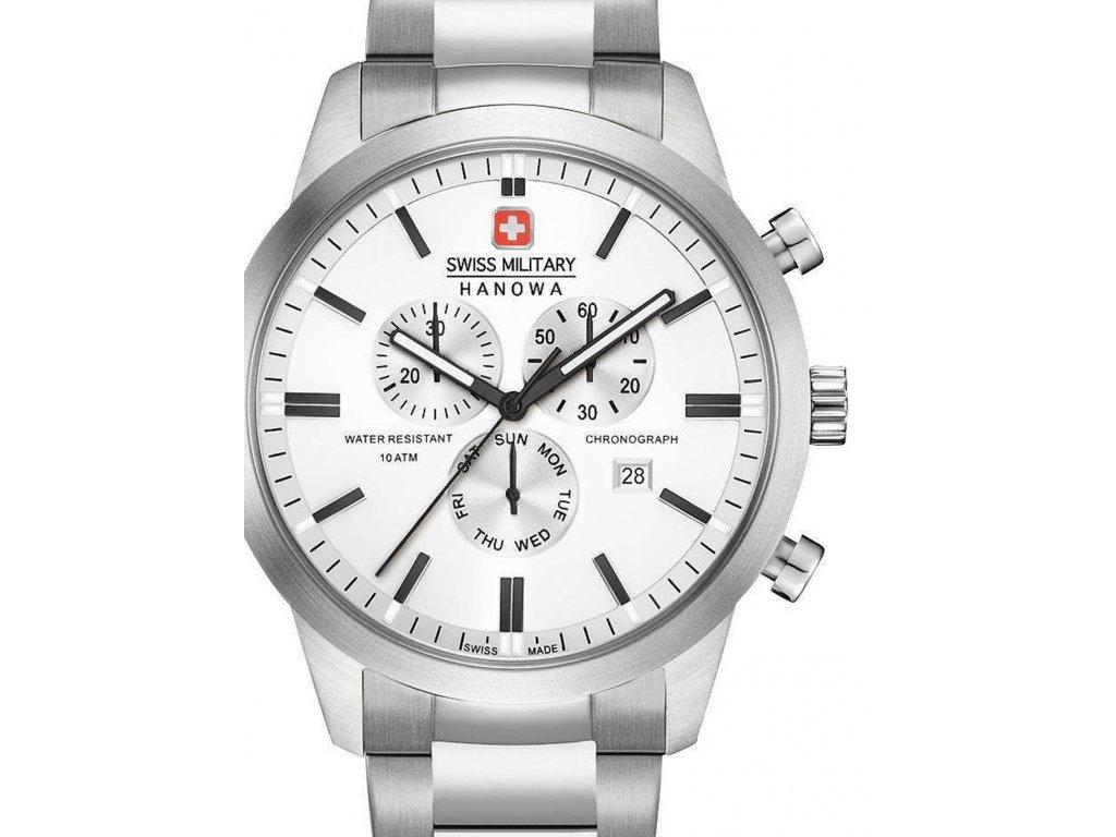 Pánské hodinky Swiss Military Hanowa 06-5308.04.001 Classic