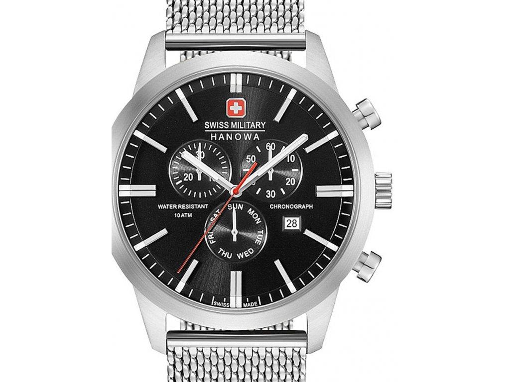 Pánské hodinky Swiss Military Hanowa 06-3308.04.007 Classic