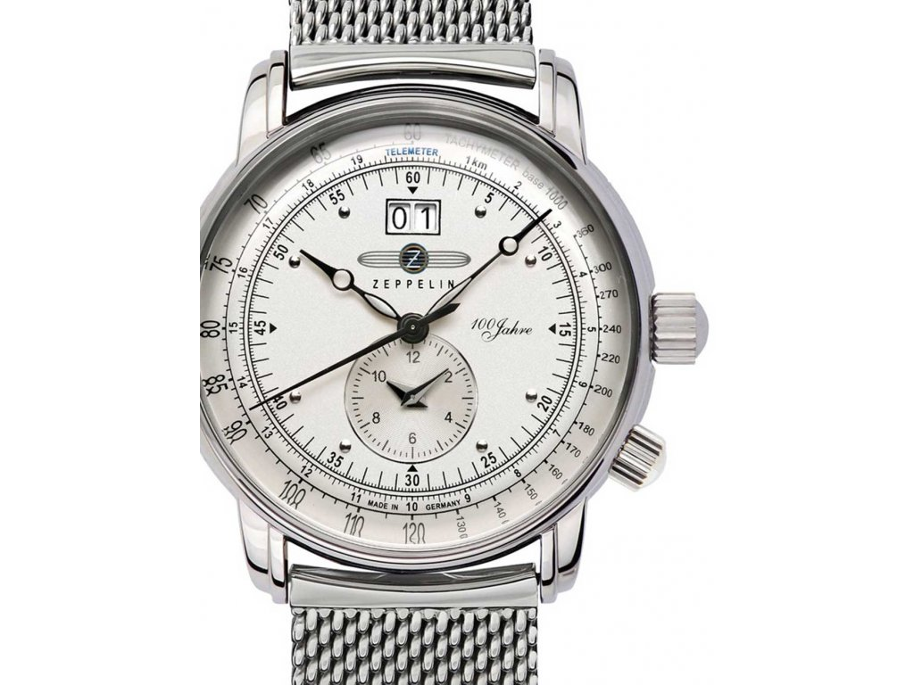 Pánské hodinky Zeppelin 7640M-1 100 Jahre Zeppelin