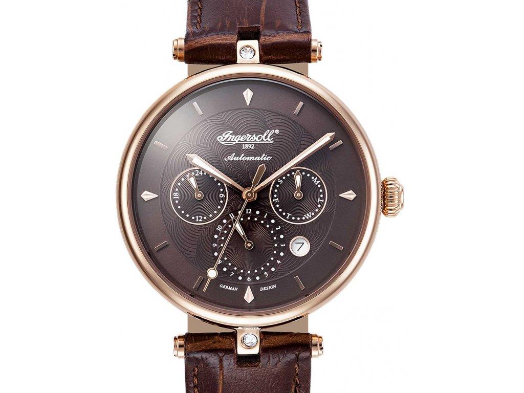 Dámské hodinky Ingersoll IN1318RBR Shawnee
