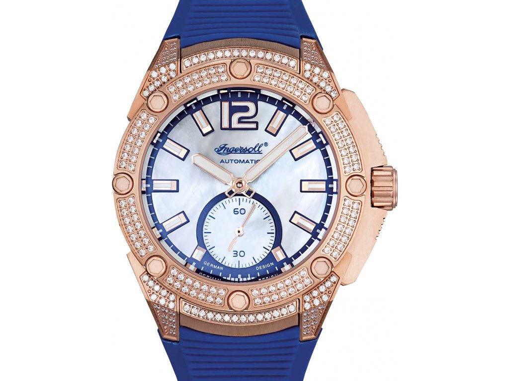 Dámské hodinky Ingersoll IN1104RG San-Francisco