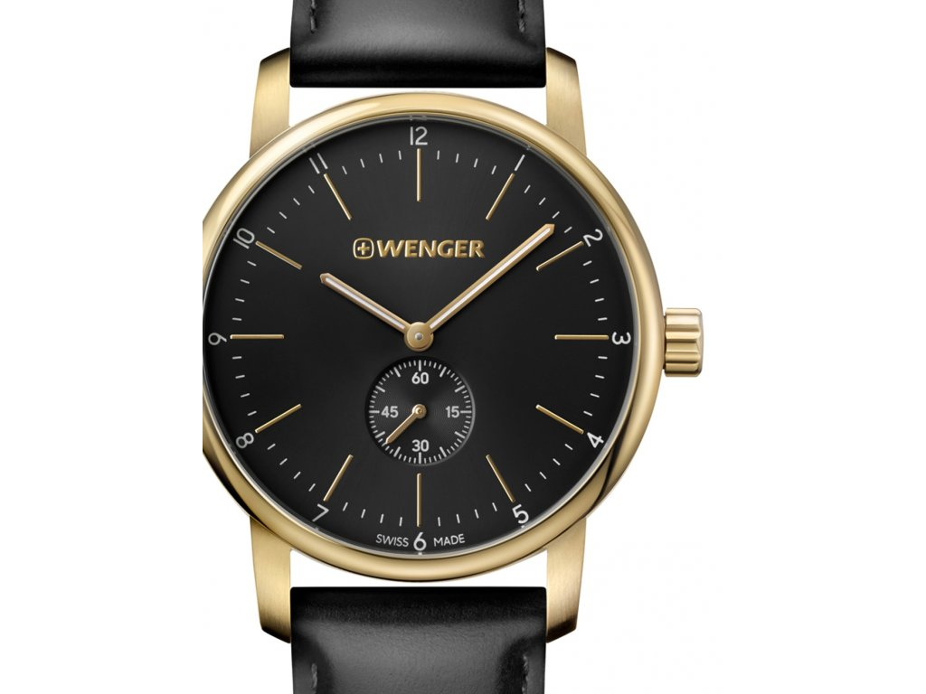 Pánské hodinky Wenger 01.1741.101 Urban Classic