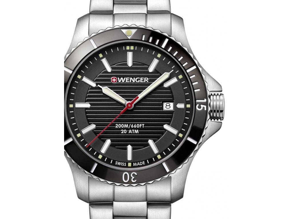 Pánské hodinky Wenger 01.0641.118 Seaforce