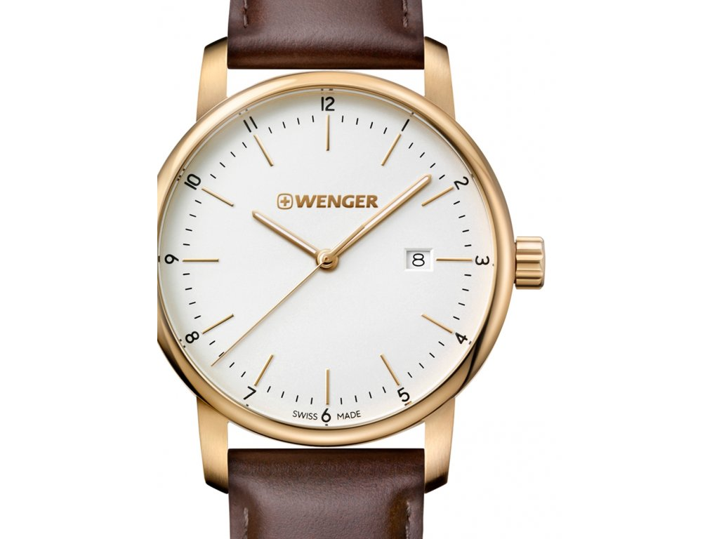 Pánské hodinky Wenger 01.1741.108 Urban Classic