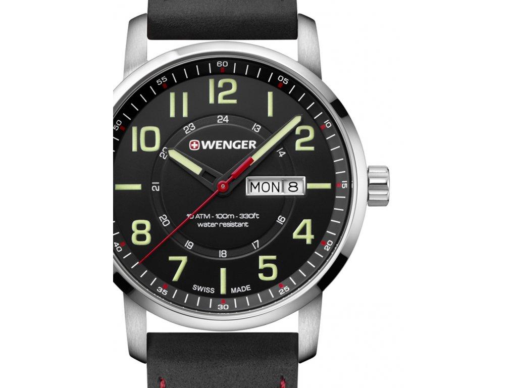Pánské hodinky Wenger 01.1541.101 Attitude