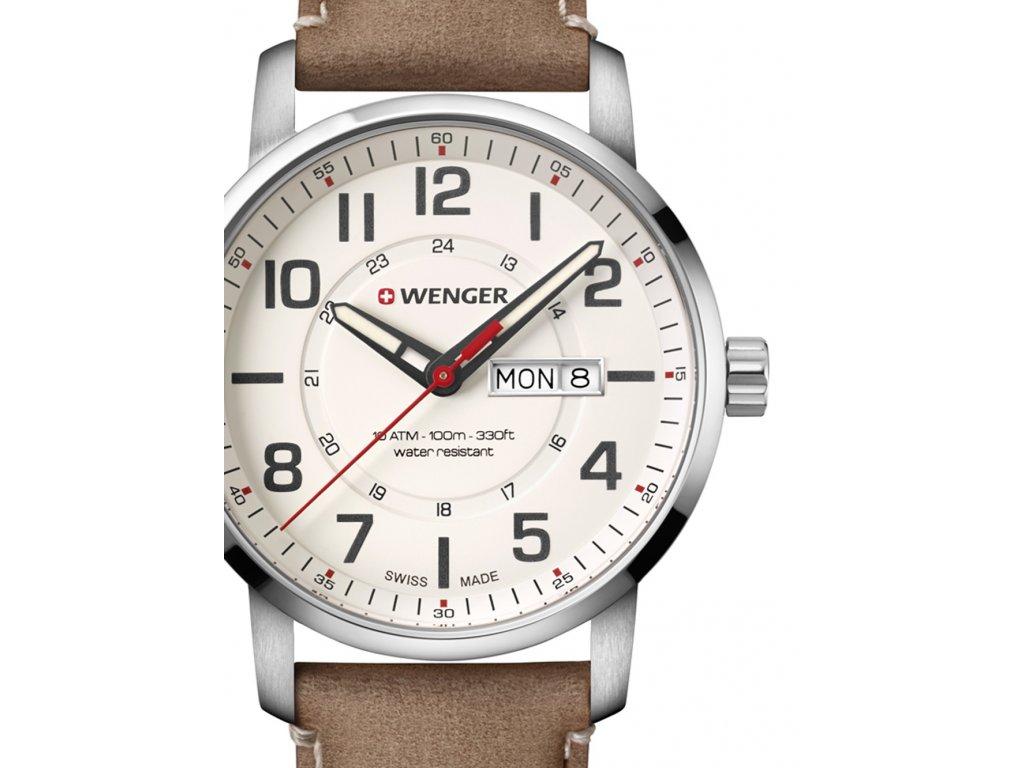 Pánské hodinky Wenger 01.1541.103 Attitude