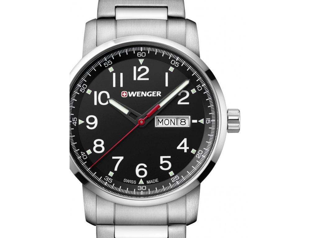 Pánské hodinky Wenger 01.1541.107 Attitude