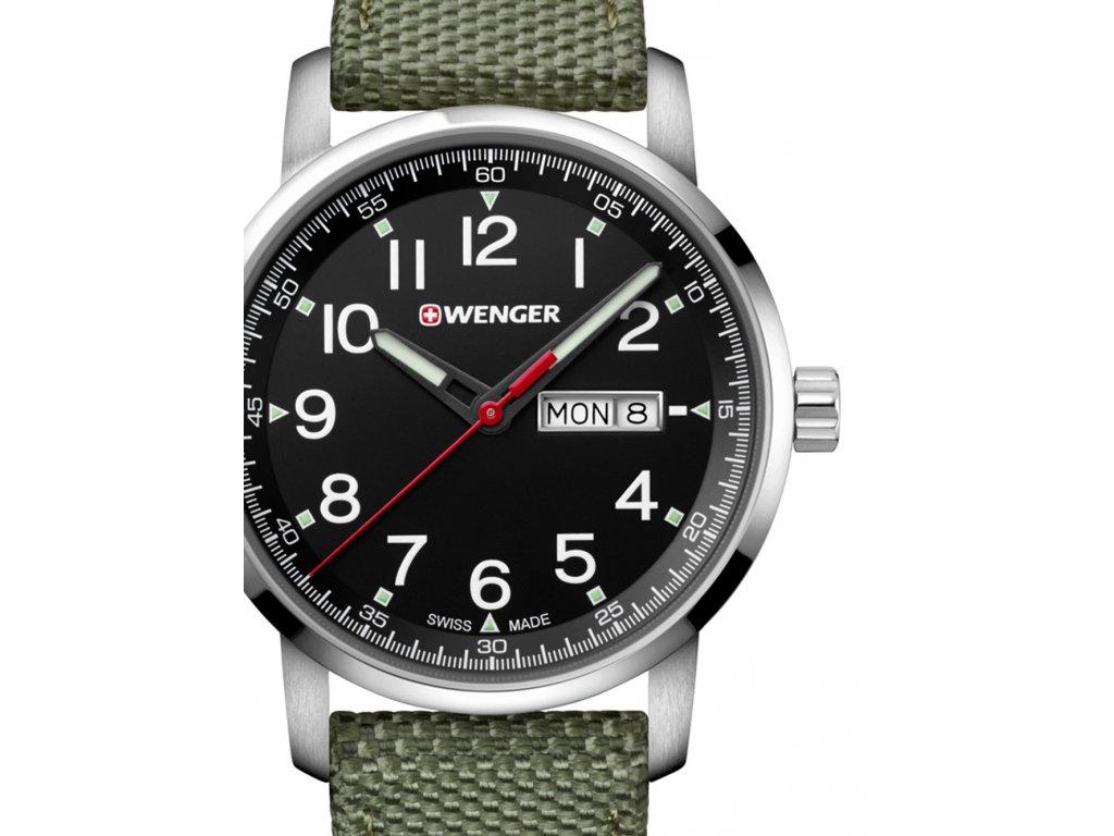 Pánské hodinky Wenger 01.1541.109 Attitude