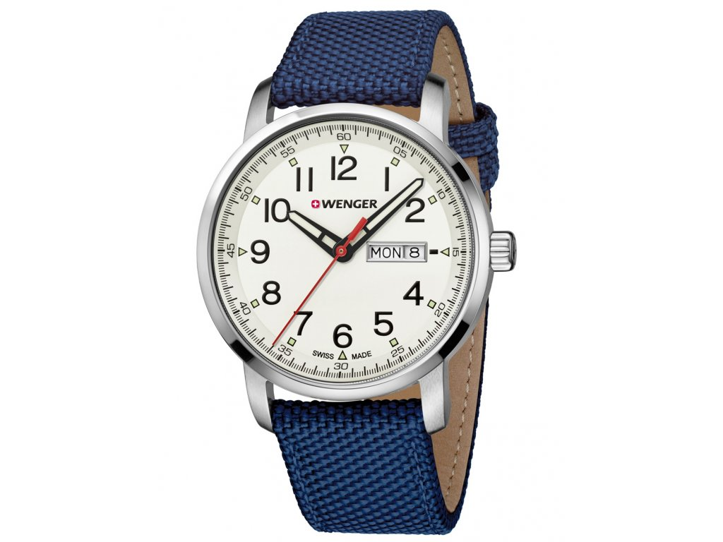 Pánské hodinky Wenger 01.1541.113 Sport