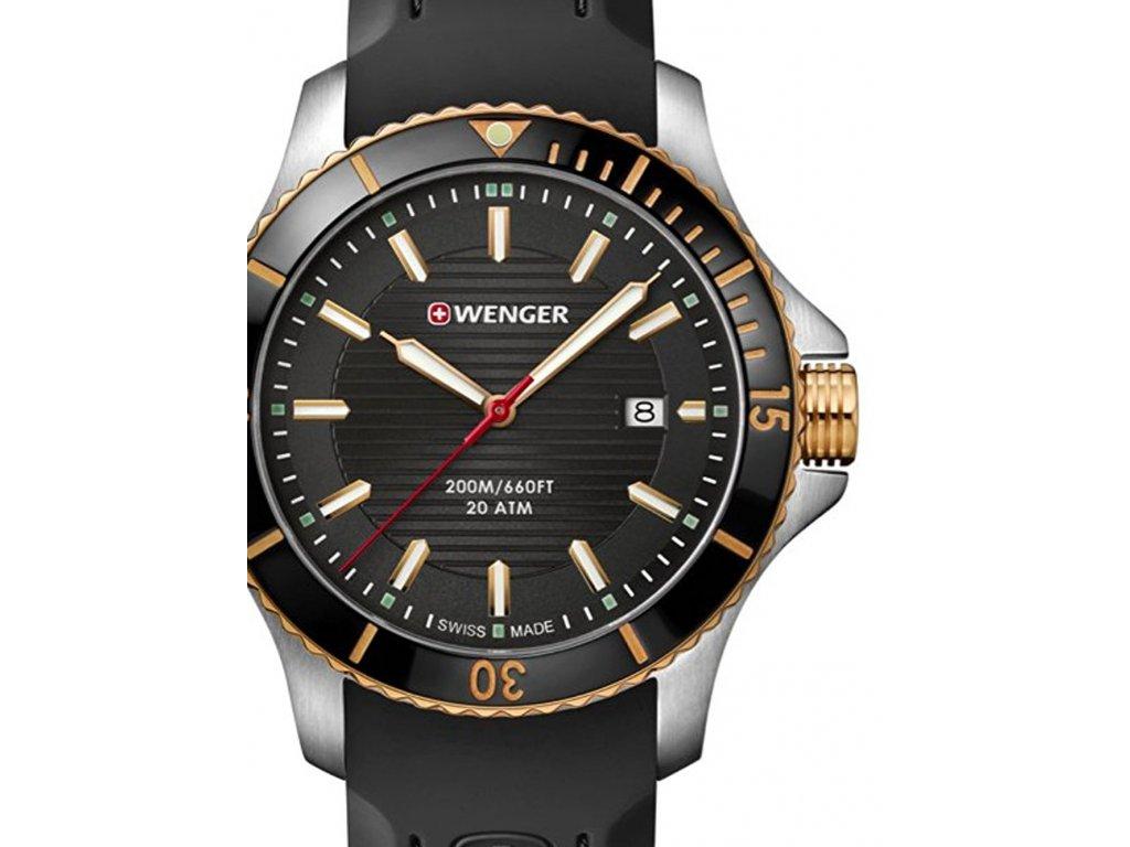 Pánské hodinky Wenger 01.0641.126 Seaforce