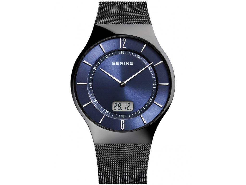 Pánské hodinky Bering 51640-227 Slim Radio Control