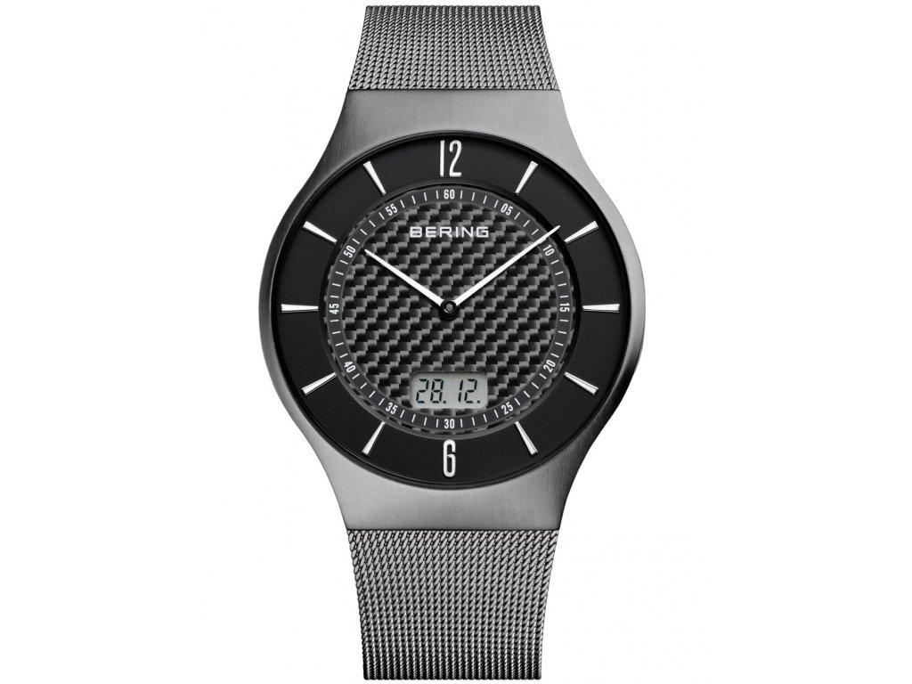 Pánské hodinky Bering 51640-072 Slim Radio Control
