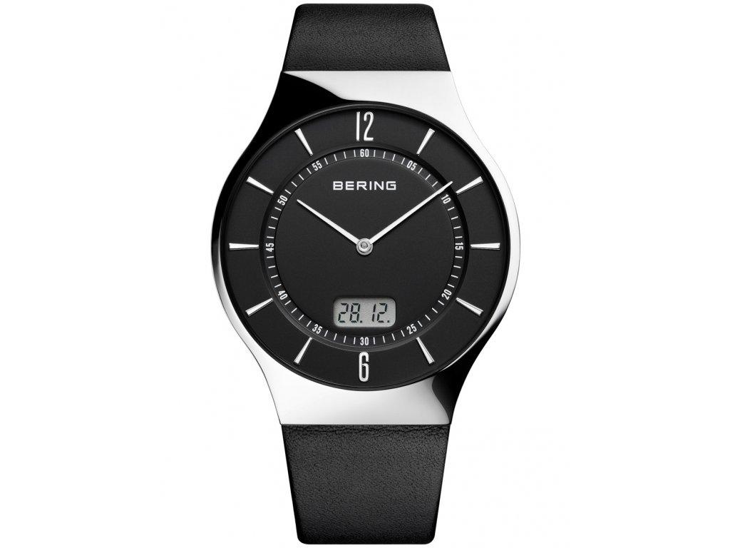 Pánské hodinky Bering 51640-402 Slim Radio Control