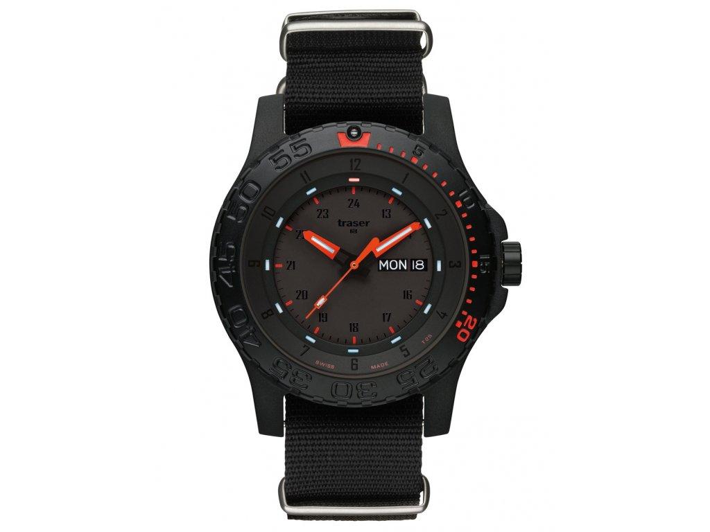 Pánské hodinky Traser H3 104147 P66 Red Combat