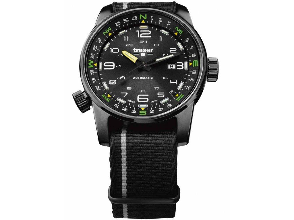 Pánské hodinky Traser H3 107718 P68 Pathfinder Automatic