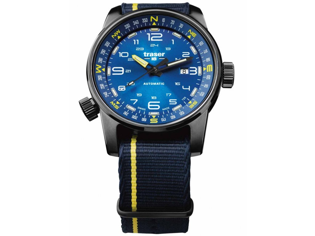 Pánské hodinky Traser H3 107719 P68 Pathfinder Automatic