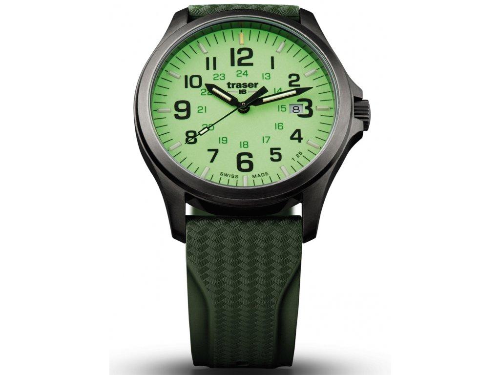 Pánské hodinky Traser H3 107424 P67 Officer Pro Gun
