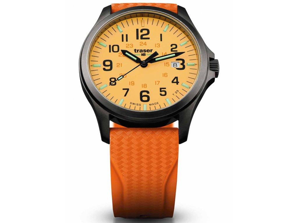 Pánské hodinky Traser H3 107423 P67 Officer Pro Gun