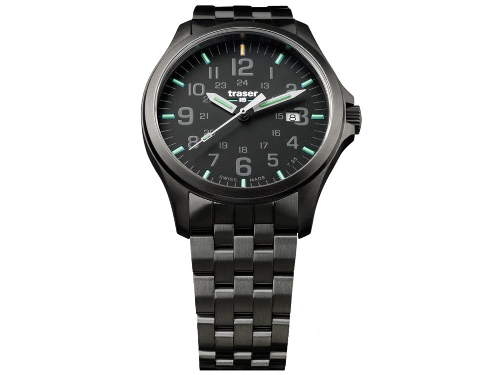 Pánské hodinky Traser H3 107868 P67 Officer Pro Gun