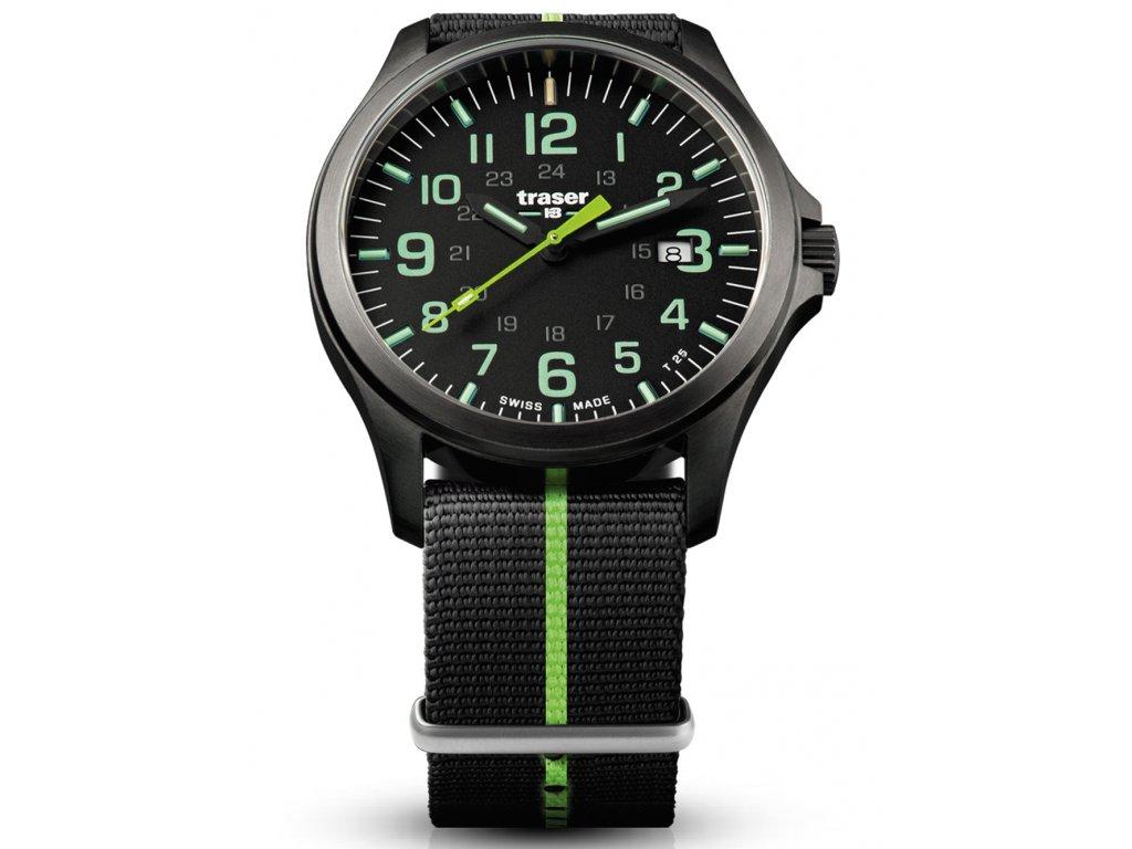 Pánské hodinky Traser H3 107426 P67 Officer Pro Gun