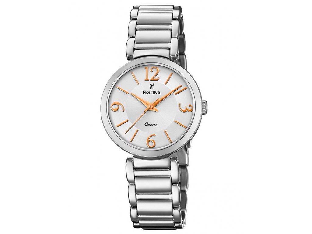 Dámské hodinky Festina F20212/1 Mademoiselle